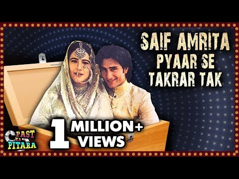 Past Ka Pitara | Saif Ali Khan And Amrita SIngh's