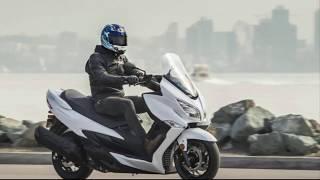10. 2018 Suzuki Burgman 400 Review