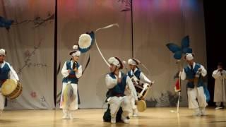 삼거리토요상설무대 천안시립풍물단 주병언 공연