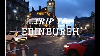 TRAVEL VLOG UK DAY 2: TRIP KE EDINBURGH DAN SHORT CITY TOUR
