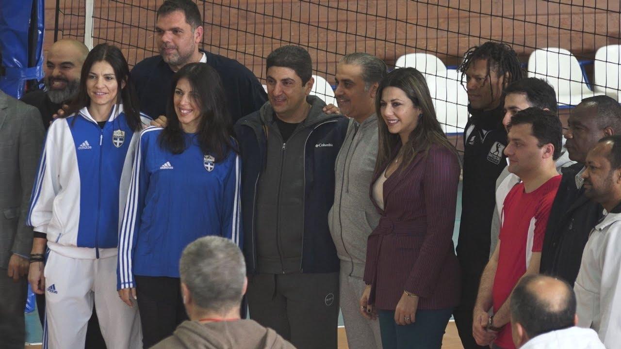 Η πρεσβεία του Κατάρ στην Αθήνα γιόρτασε την Εθνική Ημέρα Αθλητισμού