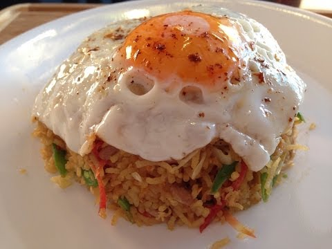 Nasi Goreng, Indonesian Fried Rice Recipe
