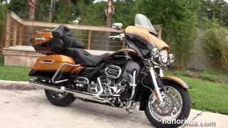 7. New 2015 Harley Davidson CVO Limited Motorcycles for sale