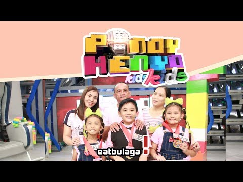 Video Pinoy Henyo Kids Grand Finals   July 4, 2018 download in MP3, 3GP, MP4, WEBM, AVI, FLV January 2017