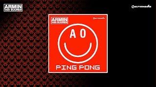Armin Van Buuren - Ping Pong (Simon Patterson Remix)
