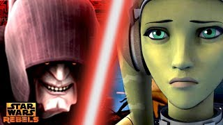 Video The Hidden Truth about why Star Wars Rebels is being Concluded Season 4 [THEORY] [Dash Star] MP3, 3GP, MP4, WEBM, AVI, FLV Oktober 2017
