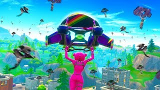 70+ PLAYERS TILTED TOWERS VICTORY!! - Fortnite: Battle Royale