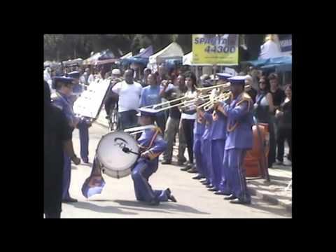 Banda Marcial Roque Gonzales - Redenção 2012 - Adultério/Kuduro