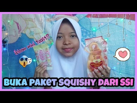 SQUISHY PACKAGE FROM @squishyshop ind #2
