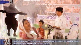 Video Kuis Lucu Ala Presiden Jokowi, dari mulai siswi SD loncat panggung, Sampai nenek tertawain presiden MP3, 3GP, MP4, WEBM, AVI, FLV Desember 2018