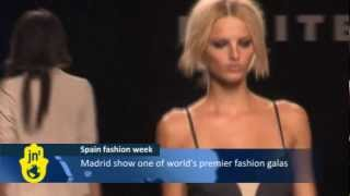 Madrid Fashion Week Attracts Top Spanish Designers: Mercedes-Benz Hosts Delfin, Pozo, La Prada