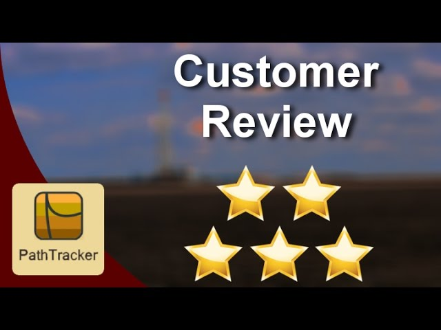 PathTracker Calgary  Perfect Five Star Review by Peter S.