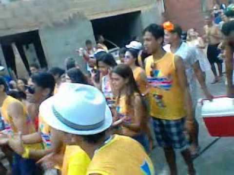 Carnaval na Barra de Santo Antônio - AL , aiii se eu te pegoo ♪♫'