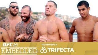UFC 241 Embedded: Vlog Series - Episode 3