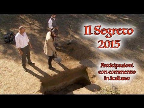 il segreto - fernando seppellisce vivo gonzalo