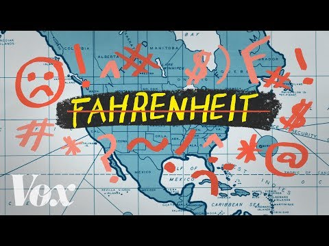 Why is Fahrenheit Still Used in America?