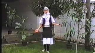 Ansambli Folklorik Nga Gjakova Nr. 10 Kënga Ne Maje Tshkrepav Me Lindi Nona