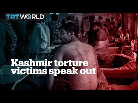 Kashmir torture victims speak out