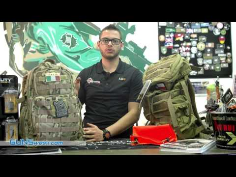 Red Point Tactical - Gli zaini tattici