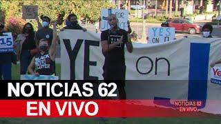 Invitan a los jóvenes latinos a votar – Noticias 62 - Thumbnail