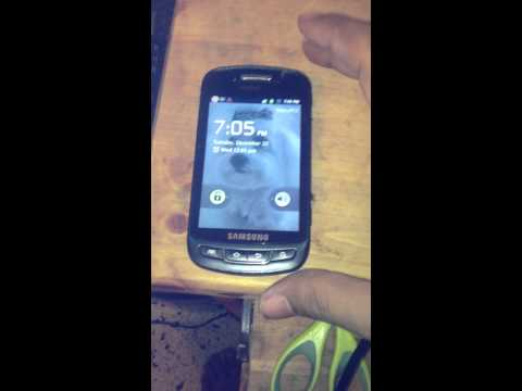 sch - How to Hard Reset A Samsung Admire SCH-R720 MetroPCS Android Cellphone Cell phone lockout password lock screen how to erase.