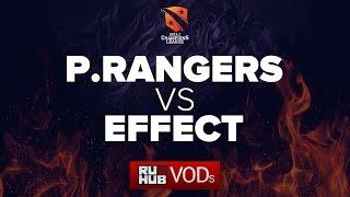 Power Rangers vs Effect, D2CL Season 9 [4ce, Adekvat]