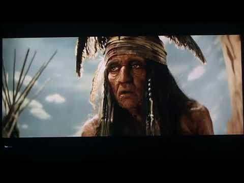 The Lone Ranger - 2013 Opening Scene The Noble Savage