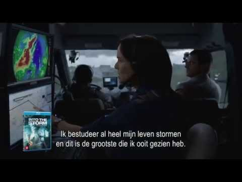 Into The Storm Nu Op Blu-ray & DVD