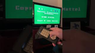 Star Strike: Level 4 (Intellivision) by Rickster8