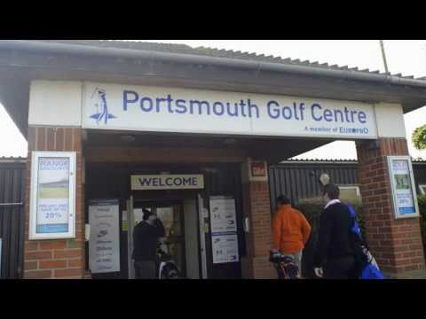 Portsmouth Golf Centre – Individual Golf Lessons