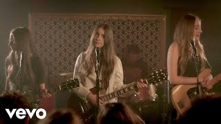 Watch HAIM's brand new video: The Wire