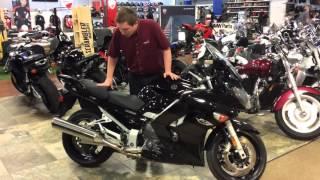 4. 2009 Yamaha FJR 1300