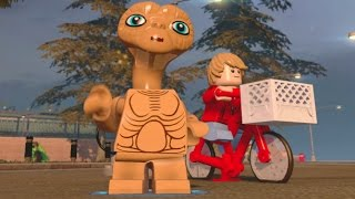 E.T. Open world free roam in the E.T. Adventure World in LEGO Dimensions. LEGO Dimensions Year 2 Playlist: ...
