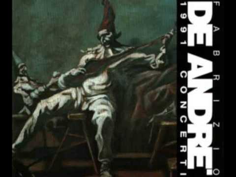 , title : 'Fabrizio De André - Il Gorilla'
