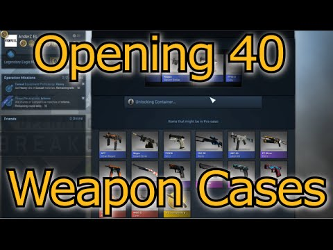 opening - Counterstrike Global Offensive Weapon Case opening. If you follow me on twitter or tweet @ me you have a chance to be one of the 3 winners of the skins. I will pm the 3 winners on twitter in...