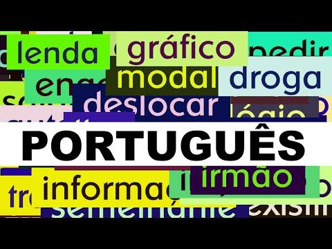 , title : '3000+ Portuguese Words with Pronunciation'