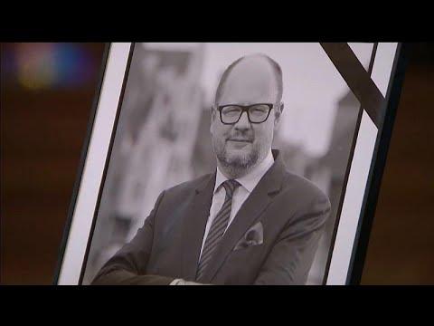 Polen: Staatstrauer - Beisetzung von Pawel Adamowicz