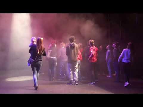 Wideo1: Zwiedzanie Teatru Miejskiego w Lesznie