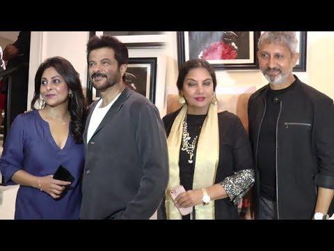 Anil Kapoor At Special Screening of Neeraj Kabi &