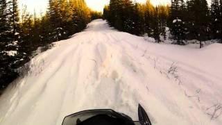 9. 1200 ski doo renegade