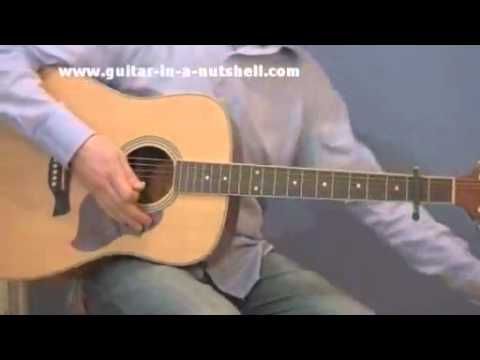 Guitar Lessons - How to play Stand By Me - Learn Guitar - Easy Beginner Guitar Songs