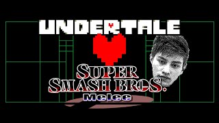 Undertale x Melee – Sneak peek at a project I'm working on