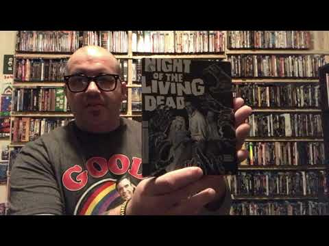 Night Of The Living Dead And Silence Of The Lambs Criterion Blu-ray Unboxings!