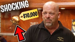 10 Most Valuable Items INSIDE THE PAWN SHOP (Pawn Stars)