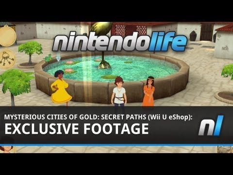 THE MYSTERIOUS CITIES OF GOLD SECRET PATHS [PC-2013]