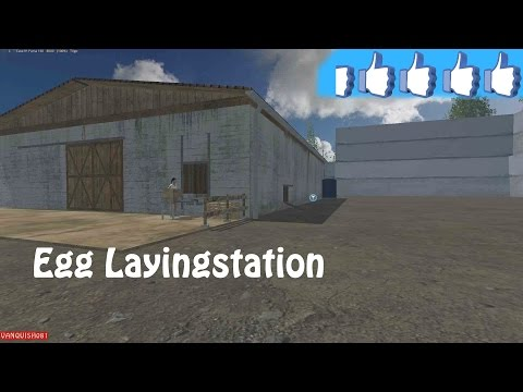 Egg-laying station v1.1 platzierbar
