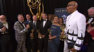 70th Emmy Awards: Backstage LIVE! with RuPaul's Drag Race