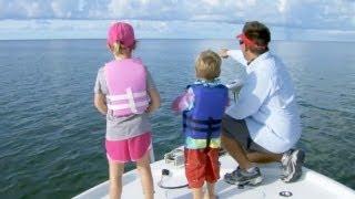 "Saltwater Experience: ""Kids Go Fishing"" Season 6   Episode 7"