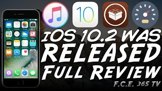 In today's video we're discussing in-depth about iOS 10.2 that was finally released for the general public by Apple. Actually, if you were running iOS 10.2 B...