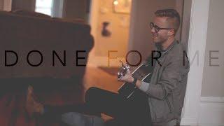 Video Charlie Puth ft. Kehlani - Done For Me (Acoustic cover by Jonah Baker) MP3, 3GP, MP4, WEBM, AVI, FLV Februari 2019